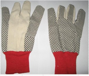 Dotted Gloves Non Slip