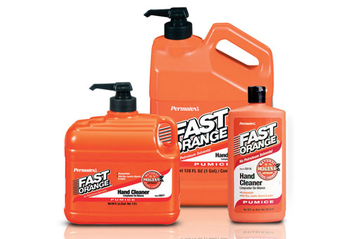 Fast Orange Waterless Hand Cleaner – Showq Ship Chandlers LLC