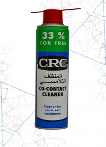 thumbnail_crc co-contact cleaner