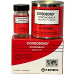 Cordobond red putty